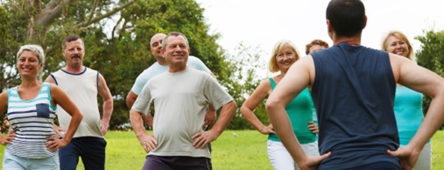 benefits of exercise for old age